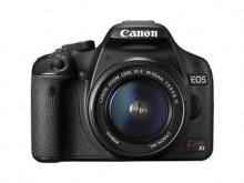 初心者用デジタル一眼レフカメラ比較入門 EOS Kiss X3