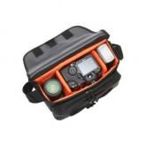 おすすめのカメラバッグ、カメラケースの種類  ショルダーバッグ(中 収納例)