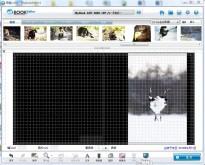 おすすめのフォトブック マイブック操作画面2
