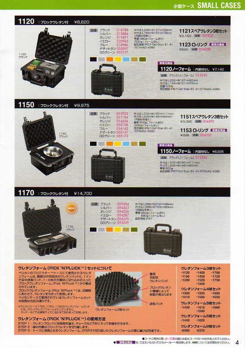 デジタル一眼レフカメラ比較・選び方入門 デジ一.com PELICAN(ペリカン)最新カタログ P004