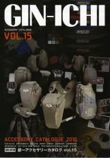 GIN-ICHI(銀一)のカメラバッグ・ストラップ・三脚等のカタログ