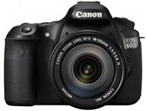 キャノン(canon) デジタル一眼レフカメラ EOS 60D 正面