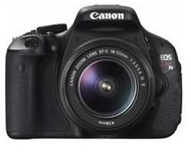 初心者用デジタル一眼レフカメラ比較入門 CANON EOS Kiss X5