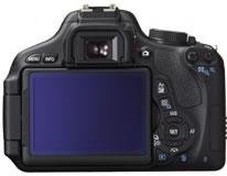 キャノン(canon) デジタル一眼レフカメラ EOS Kiss X5 背面
