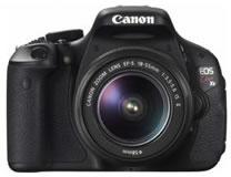 キャノン(canon) デジタル一眼レフカメラ EOS Kiss X5 正面