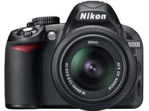 ニコン(nikon) デジタル一眼レフカメラ D3100 正面