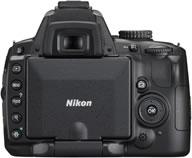 ニコン(nikon) デジタル一眼レフカメラ D5000 背面