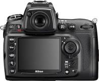 ニコン(nikon) デジタル一眼レフカメラ D700 背面
