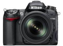 ニコン(nikon) デジタル一眼レフカメラ D7000 正面