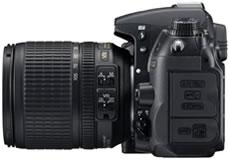 ニコン(nikon) デジタル一眼レフカメラ D7000 横