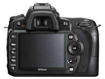 ニコン(nikon) デジタル一眼レフカメラ D90 背面