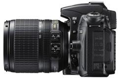 ニコン(nikon) デジタル一眼レフカメラ D90 横