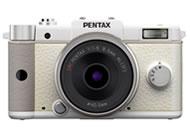 ペンタックス(PENTAX) ミラーレス一眼レフカメラQ正面