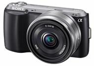 ソニー(SONY) ミラーレスカメラ NEX-C3 ブラック