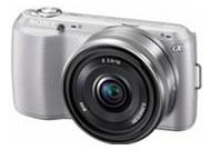 ソニー(SONY) ミラーレスカメラ NEX-C3 シルバー