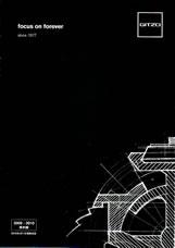 おすすめの三脚メーカーGITZO(ジッツオ/ジッツォ)のカタログ表紙