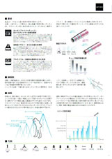 GITZO(ジッツオ/ジッツォ)最新カタログ 三脚・一脚・雲台  カタログの見方解説