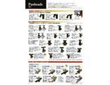 SLIK(スリック)最新カタログ P014(自由雲台・3ウェイ雲台他)